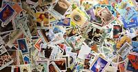 [Lot H] 100 different ALL LARGE/COMMEMORATIVE Worldwide Stamp Collection