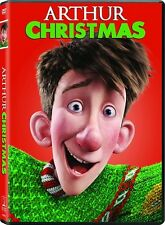 Arthur Christmas (2016, REGION 1 DVD New)