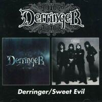 Rick Derringer - Derringer/Sweet Evil [New CD]