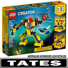 LEGO® 31090 Underwater Robot Creator from Tates Toyworld