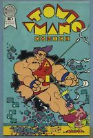 Atomic Man Comics #1 1986 Blackthorne Publishing c