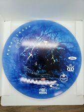 Dynamic Discs Fuzion Felon Tynni fundraiser DyeMax