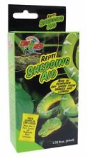 Zoo Med Repti Shed Aid 2.25 oz Snake Lizard Shedding Aid Conditions Reptile Skin