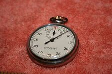 with Jules Racine & Co. Case Vintage Swiss Gallet & Co. Stop Watch