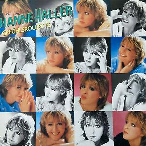 HANNE HALLER-GEFÜHLSROULETTE-  Vinyl LP
