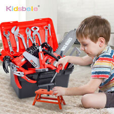 Kids Toolbox Kit Educational Toys Simulation Repair Tools Toys Drill Plastic Gam