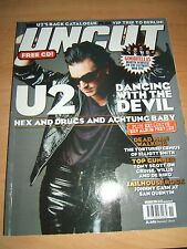 Uncut Magazine 90 Nov 2004 features U2, Johnny Cash, Elliot  Smith