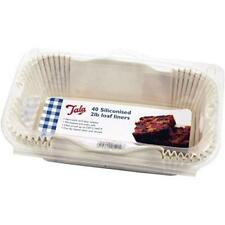 Tala Siliconised 2lb Loaf Liners Pack of 40