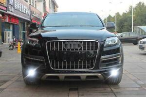 2x H11 BULBS FOG LED COB XENON WHITE CANBUS FOR Audi Q7 4L 2010-2014
