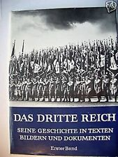 Das Dritte Reich 1964 Geschichte Bilder Dokumente