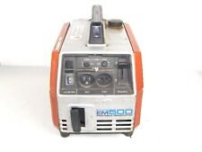 Honda EM500 Japan 500-Watt Portable Generator AC/DC 115V /12V Camper RV Camping