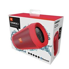 *NEW* JBL Charge 2+ Rechargeable Wireless Bluetooth Mobile Phone Speaker (RED)