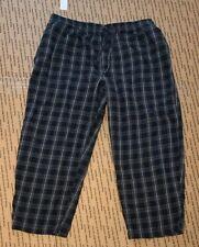 Nautica Mens Loungewear Pants  Sleepwear 2XL  100% Cotton