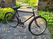 Vintage Rudge Bicycle -1963 Ranger - 3 Speed British Road Bike