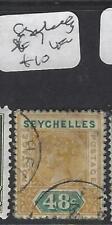 SEYCHELLES   (P2203B)  QV  48C  SG 7   VFU