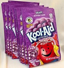 SALE 24 Grape Kool-Aid Drink Mix Gluten Free Unsweetened Fresh Exp 2020