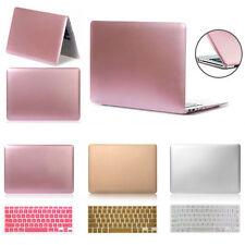 Plastic Matte Hard Case + Keyboard Cover for Laptop Macbook Pro 13/15 Lot Loud