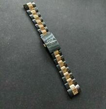 Genuine Ice Watch Bracelet Replacement Strap With Curved Ends  17/20/22mm