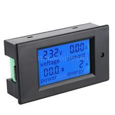 Digital Current Voltage Active Power Energy Tester Meter Ammeter Voltmeter I9S6
