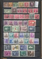 STAMPS LOT  AUSTRIA   USED (L34689)