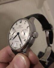 IWC Portugieser  - IW500107- mit Box & Papieren - wenig getragen, perfekt! 2006