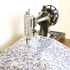 William Morris Willow Bough Blue Heavy Weight Fabric by The Half Metre