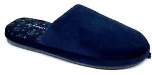 DE FONSECA ciabatte, pantofole UOMO  mod ROMA TOP I M614  BLU  INVERNO slippers