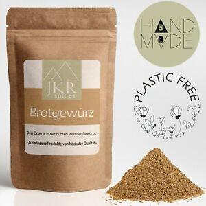 1kg Brotgewürz Gewürz zum Backen Brotgewürzmischung 100% natürlich plastikfrei