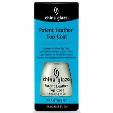 China Glaze Patent Leather Top Coat - 14ml