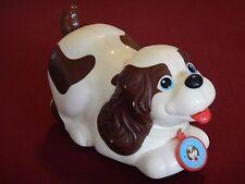 Vintage : Bingo the Catch Me Puppy - toy dog 1979
