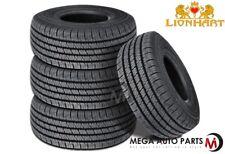 4 X New Lionhart Lionclaw HT P235/70R16 107T All Season Performance Tires