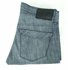 Levis 511 mens size 32x32 denim blue jeans slim tapered fit distressed  A72-2