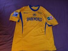 2007/08 Troquay United Cup Final Player Issue Steve Woods Vandanal Jersey XL RAR