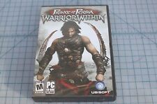 PC Prince of Persia: Warrior Within (Complete w/ 3 Discs and Manual)