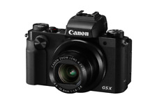 Canon PowerShot G5 X Digital Compact Camera with Viewfinder