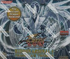 Yu-Gi-Oh Hidden Arsenal Series 4 1st Edition Booster Box