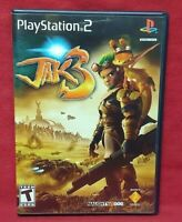 Jak 3  - PS2 Playstation 2 Game Tested Working Complete