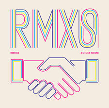 Compilation CD RMXS (A Citizen Record) - France (M/M)
