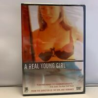 Un Reale Young Bambina 2001 DVD Nuovo Catherine Breilat Coming Of Age