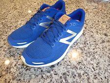 MZANTLA2 New Balance Fresh Foam Zante v2 LA Shoes Dodgers Baseball size 7.5 mens