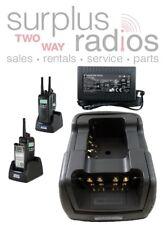 DUAL RADIO TWC2M MOTOROLA MOTOTRBO CHARGER KIT XPR7550 XPR7350 XPR330 XPR3500