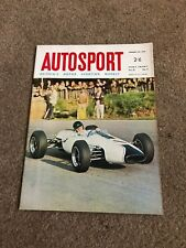JAN 28 1966 AUTOSPORT vintage car magazine