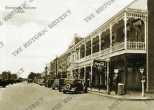 "Evergreen, Alabama 1926 5x7"" Historic Sepia Photo Reprint FREE SHIPPING!"