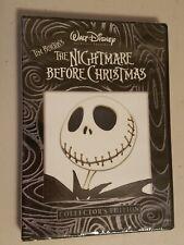 The Nightmare Before Christmas (DVD, 2010, Collectors Edition) Tim Burton