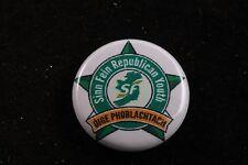 "Ireland Irish Sinn Fein Republican Youth Wing Young Button 1"" Badge"
