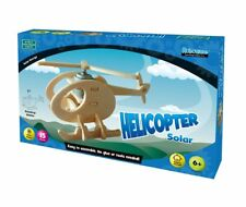 the green board game company solar Helicopter 15 pieces no glue or tools needed