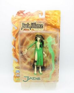 Art Asylum Chaos Comics Dark Alliance Series 1 Jade figure New sealed!