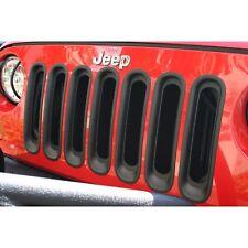 Jeep Wrangler 2007-2017 JK Black grill insert 11306.30 Rugged Ridge Omix-ada