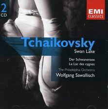 Wolfgang Sawallisch - Swan Lake [New CD] Rmst