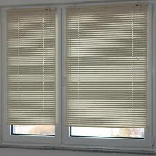 Alu-jalousie 70x220cm beige Rollo Aluminium Jalousie Schalusie